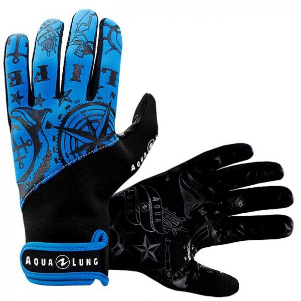 Aqualung Admiral 3 Taucher Handschuhe aus 2mm Neopren