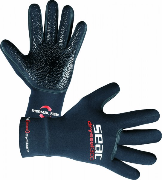 Seac Sub Dry Seal 5mm Stretch Neopren Taucher Handschuhe