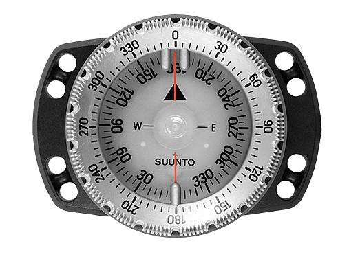 Suunto SK8 Tauch Kompass Bungee Straps Befestigung
