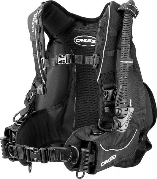 Cressi Ultralight Tarierjacket leichte Tarierweste B.C.D. Weste