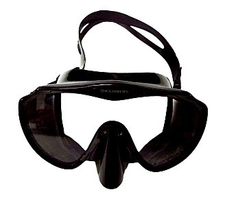 Aqualung TEK Malibu Tauchermaske Tauchmaske Einglasmaske