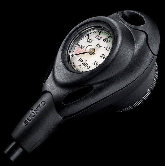 Suunto 2er Konsole Finimeter CB-1 + SK-7 Tauchkompass kurz