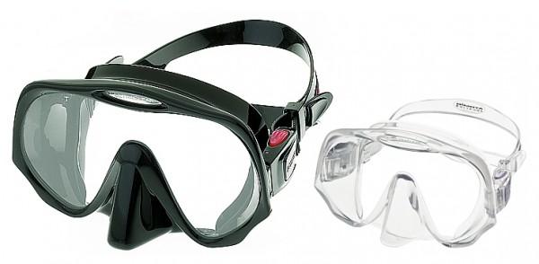 Atomic Aquatics Fremless Tauchermaske Taucherbrille Rahmenlos