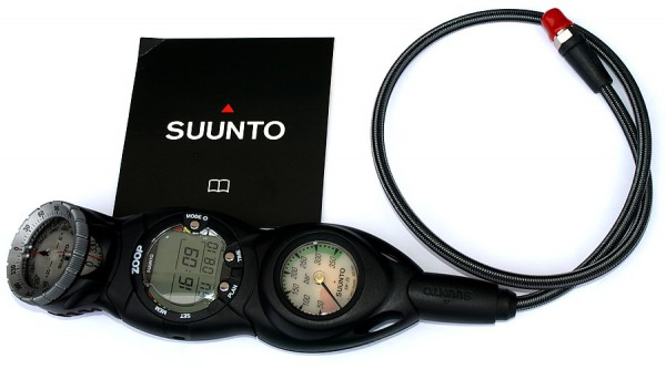 Suunto 3er Konsole Zoop Tauchcomputer Fini Kompass