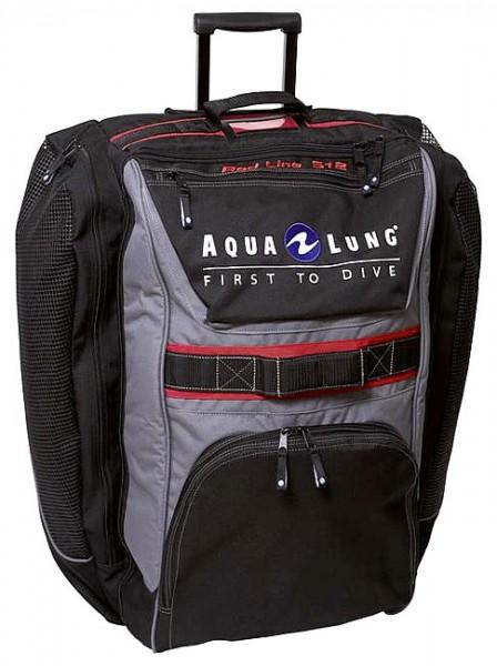 Aqualung Red line 1200c Tauchrucksack Trolley Rollentasche Taucher Tasche Rucksack