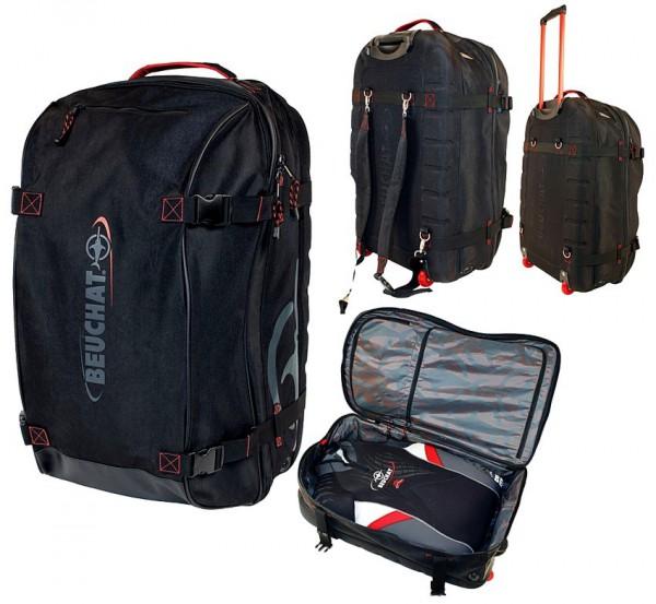 Beuchat Tauchrucksack Voyager XL Reisetasche Taucher Tasche Trolley Gross