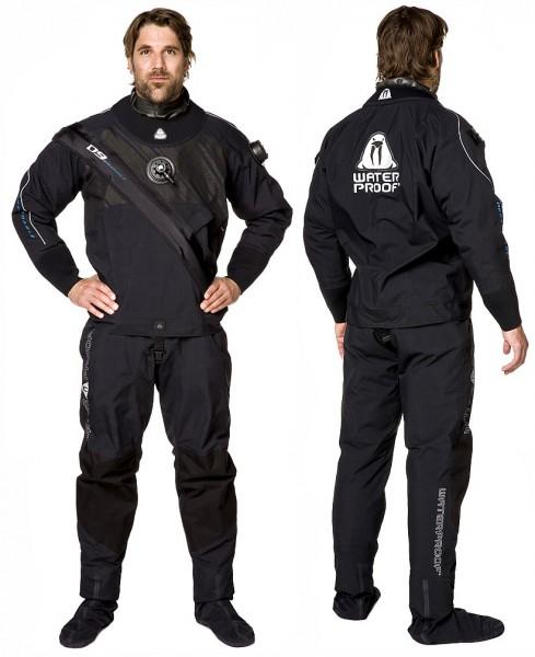 Waterproof D9 Breathable leichter Trockentauchanzug 2kg