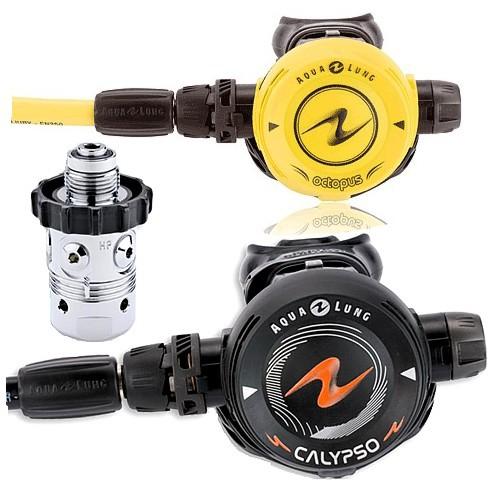 Aqualung Calypso Atemregler Set + Octopus Calypso günstig
