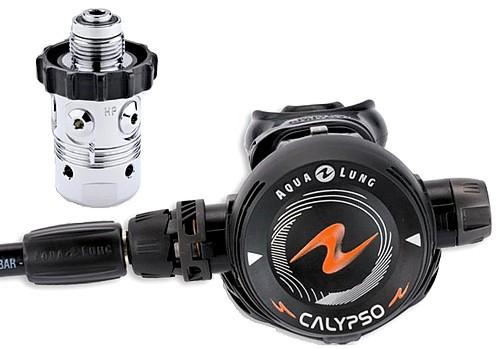 Aqualung Calypso Atemregler Lungenautomat Kaltwasser