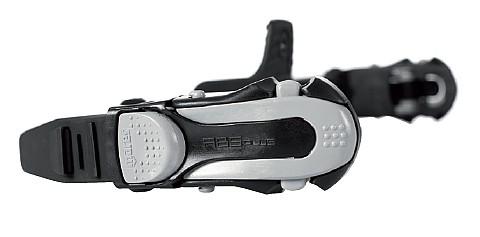Mares ABS plus Schnalle mit Fersenband Ersatzschnalle + Band