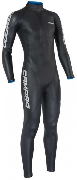 Camaro Blackpulser Herren Schwimmanzug Triathlon Wettkampf Anzug Schwimm Anzug 5 / 2 Männer