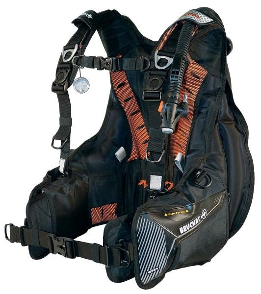 Beuchat Infinity X Air Tarierjacket Tauchjacket Taucher Taucher Jacket leichtes Jacket
