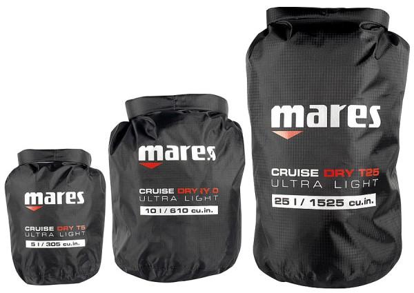 Mares Dry Ultra Light leicht Trockentasche Wasserdichte Trocken Tasche tauchen segeln