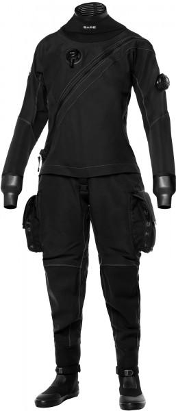 Bare X - Mission evolution Damen Frauen Trockentauchanzug Trocken Taucher Anzug Trocki tauchen