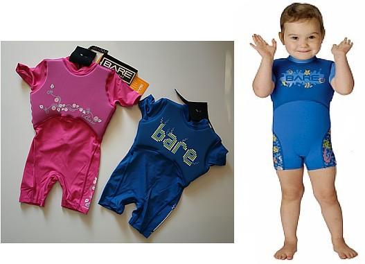 Shorty Kinder Schwimmtrainer blau 2 Jahre Swimtrainer Dolphin Kinderanzug Kindershorty