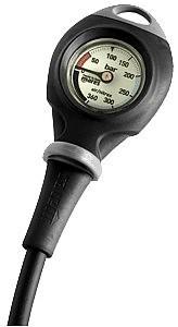 Mares Mission 1 Finimeter Manometer Druckmesser Taucher Tauchen Druckmessgerät