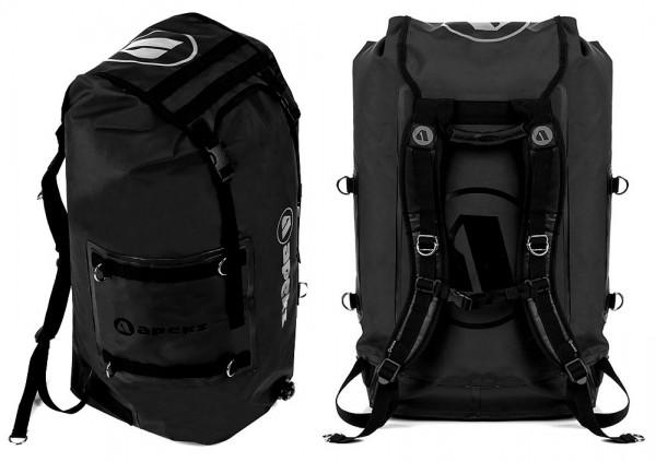 Apeks Dry 75 Trocken Tasche Robuste Wasserdichte Rucksack Tasche Rollverschluss