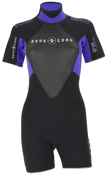 Aqualung Shorty Mahe Active Neopren Shorty 3mm Lady Damen Gr. 36 / S
