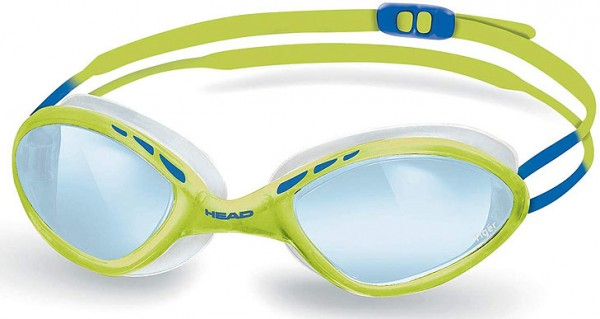 Head Tiger Race LiquidSkin BI Silikon Profi Schwimmbrille Maske schwimmen