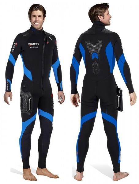 Mares Flexa 8.6.5 Tauchanzug Neopren Herren super elastisch Taucher Anzug