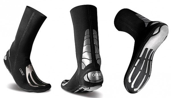 Omer Spider Socks Apnoe Taucher Neopren Socken 3mm Neopren