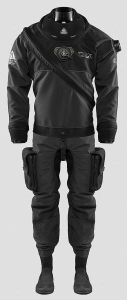 Waterproof D7X Nylotech Herren Männer Trockentauchanzug Fronteinstieg Tauchen Trocken Taucher Anzug