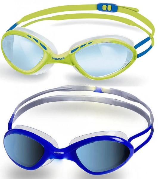 Head Tiger Race LiquidSkin BI Silikon Profi Schwimmbrille Maske schwimmen professionelle Brille