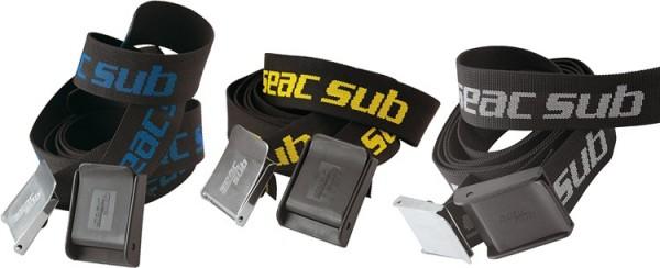 Tauchen Blei & Bleigürtel Bleigurt mit Metallschnalle Seac Sub