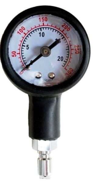 Polaris Mitteldruck Prüfmanometer Mittel Druck Prüf Manometer