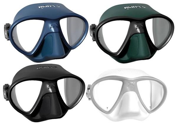 Mares X-Free Apnoe Maske Freitaucher Maske X Free Tauchmaske Freitauchmaske