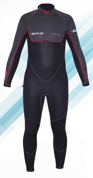 Beuchat Focea Ultraflex 7mm Neopren Tauchanzug Herren XL Taucher Anzug