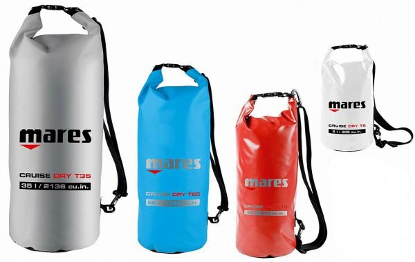 Mares Cruise Dry T Trockentasche Trocken Wasserdichte Tasche tauchen segeln Kajaken