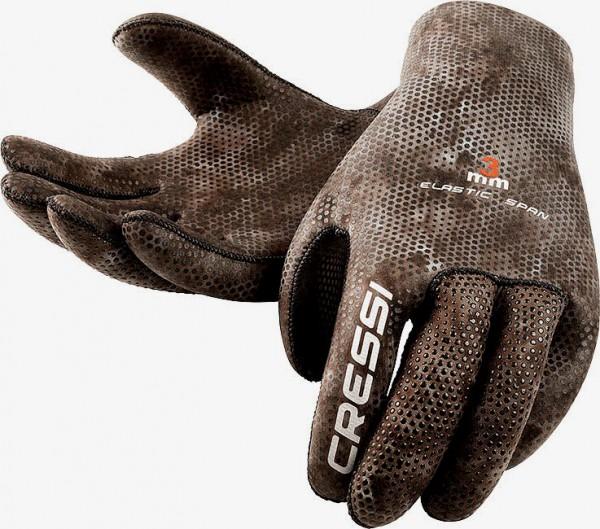 Cressi Tracina camouflage 3mm Stretch Neopren Gloves Apnoe Freitaucher Handschuhe Camou Tauchen