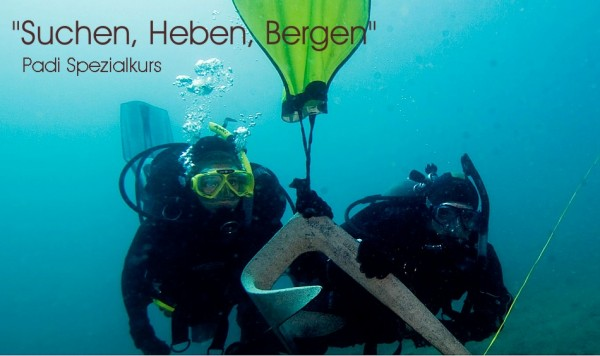 Suchen Heben Bergen Padi Spezial Tauchkurs Taucher Kurs