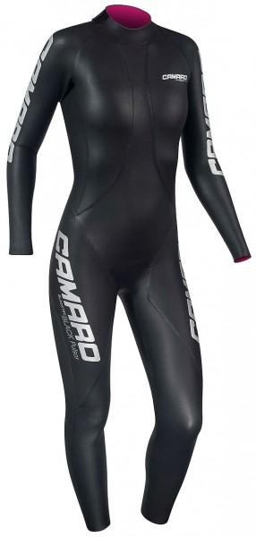 Camaro Blackpulser Schwimmanzug Damen Frauen Triathlon Wettkampf Anzug Schwimm Anzug 5 / 2