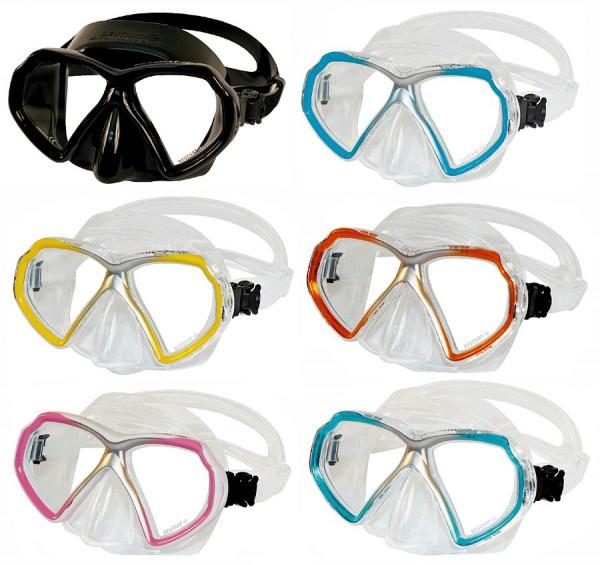 Beuchat X Contact 2 Mini Tauchmaske Taucherbrille Taucher Maske Brille