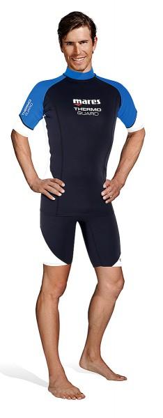 Mares Thermo Guard T Shirt short Sleeve 0,5mm Herren Sonnenschutz Metalite Leibchen tauchen schnorch