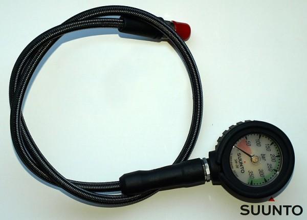 Suunto Finimeter SM-36 Flaschendruckmesser Taucherflaschen Manometer Taucher Flaschendruck Messgerät