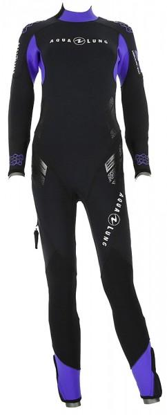 Aqualung Balance Comfort Neopren Tauchanzug 5,5 mm Damen Frauen Taucher Anzug tauchen