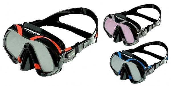Atomic Aquatics Subframe Einglas Maske Tauchermaske Tauchmaske Taucher Brille