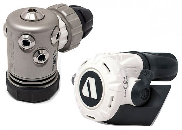 Apeks XL4+ plus Atemregler Kaltwasser Leistungsstarker Taucher Regler weiß