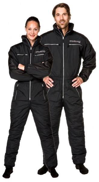 Waterproof Warmtec 300 Gramm Unterzieher Trocki Trockentauchanzug Taucher tauchen Trocken Anzug