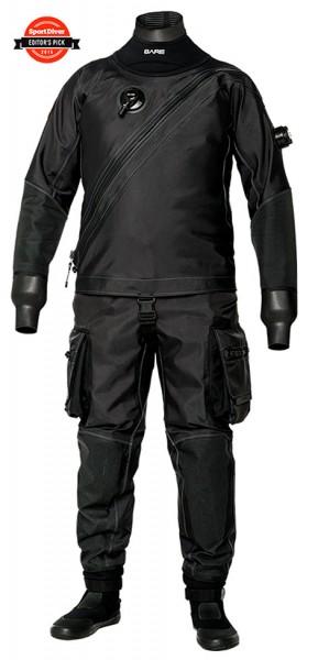 Bare X Mission evolution Trockentauchanzug Trocken Taucher Anzug Herren Trocki tauchen