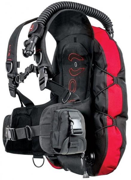 Hollis LTS Light Travel System Reise Taucher Jacket Tarierweste Tauchjacket
