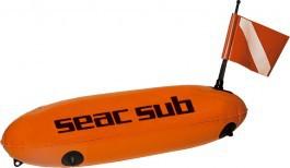 Seac Sub Torpedoboje Apnoe Boje Taucher Boje Markierungsboje Tauchen Taucher