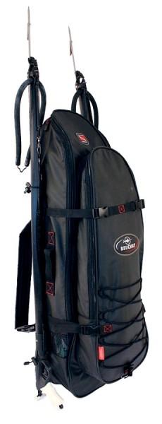 Beuchat Apnea Backpack Rucksack Tasche Apnoe Freitauchflossen Flossen Harpunen Frei Taucher tauchen