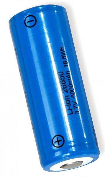Seac Sub Ersatz Reserve Akku Batterie Tauchlampe R30 R40 Li-ion 26650 3,7 Volt 5000mAH original Akku