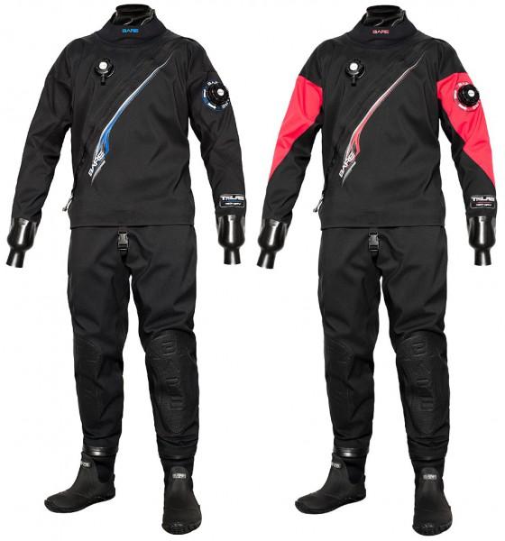 Bare Trilam Tech Dry Trockentauchanzug Fronteinstieg robuster Trocken Taucher Anzug