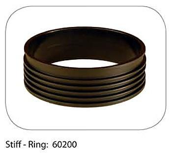 SI Tech Stiff Ring zum befestigen am Trocki Ärmel mit O-Ringe