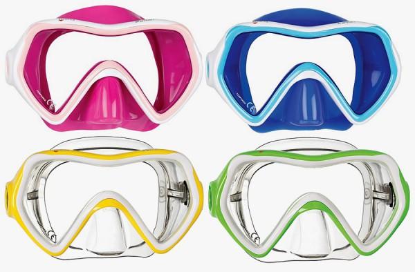 Mares Comet Kinder Tauchmaske Taucher Maske Brille